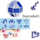 Small puzzle trick magic jigsaw puzzle snake shapes toy game 3D data cubes