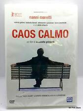 CAOS CALMO DVD Nanni Moretti - Antonello Grimaldi Nuovo Sigillato