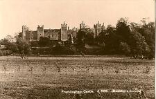 FRAMLINGHAM(Suffolk) :  Framlingham Castle RP-MAULDEN'S series