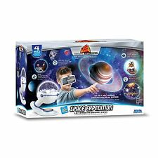 Virtual Explorer Space Expedition 4-in-1 VR AR hands-on play and learning sys...