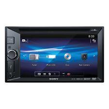 """Sony XAV-65 Autoradio 2DIN con Lettore DVD, Schermo Touch da 6.2"""", Aux In, USB"""