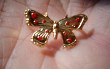 Petit Papillon Laiton Accessoire Création sur Bijou Chapeau Mode Costume