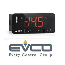 EVCO EV3B23P7 TOUCH LOW TEMPERATURE FREEZER CONTROLLER / THERMO; ENERGY SAVING