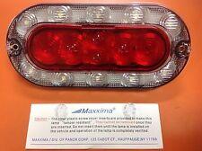 """1 - Maxxima 6"""" LED Hybrid Reverse Light M85615R Trailer"""