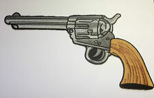 COLT .45 S.A.A. COWBOY GUN FULL SIZE PATCH + FREE  COLT. PHONE STICKER