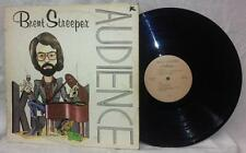 Brent Streeper Audience LP Private Jazz 1980 RARE