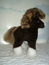 Horse Small Clydesdale, Palomino, Drum, Stuffed Animal Pattern for you to Sew