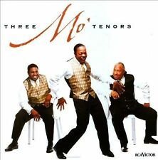 Three Mo' Tenors Thomas Young, Roderick Dixon, Victor Trent Cook Audio CD