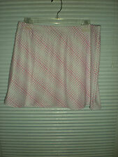 Tail Tech PINK/WHITE Pull-On Flounce Size Medium- NWT