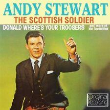 Andy M. Stewart, Andy Stewart - Scottish Soldier [New CD]