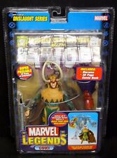 Marvel Legends Onslaught Series LOKI New! (Avengers/Thor/Spider-Man)