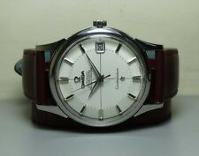 VINTAGE Omega Automatic CONSTELLATION DATE 561 Swiss Mens WRIST WATCH H623 Old