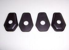 ►2X Adapterplatten LED Miniblinker Für vorne/hinten Suzuki GSF600 BANDIT,SV1000S