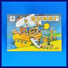 DDR Bummi 13/1982 ▶ 1. Juliheft  Kinderzeitschrift Geburtstag Juli