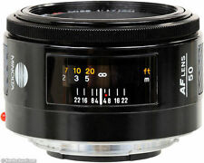 Minolta 50mm f/1.7 Autofocus Lens for Sony DSLR | Mirrorless