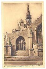 CPA 29 - SAINT GUENOLE - PENMARC'H (Finistère) - 84. Eglise Saint-Nona