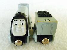 RARE Retired Wooden Thomas Train - SPENCER AND TENDER - Good Condition