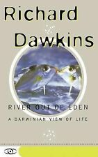 River Out of Eden : A Darwinian View of Life by Richard Dawkins (1996,...