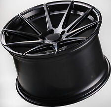 4 x 22 inch OC11 NEW BLACK WHEELS AUDI Q5,Q7 Range Rover, JEEP, SRT,CX9,CX7