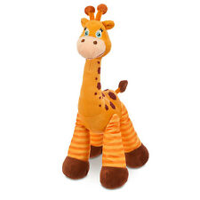 "DISNEY STORE DOC MCSTUFFINS 11"" GABBY GIRAFFE mini bean bag plush soft  toy NEW"