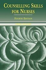 Counselling Skills for Nurses, 4e,GOOD Book