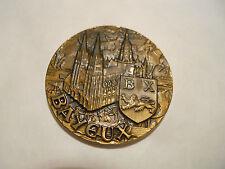 1984 juin 1944 médaille Bayeux Normandie Anniversaire D-DAY