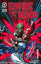 Empire Of Blood #2 (Of 4) Comic Book 2015 - Graphic India