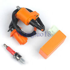 HONDA ATC XR CRF TRX 50cc 70cc 125cc 250cc 300cc Racing CDI Ignition Coil Plug