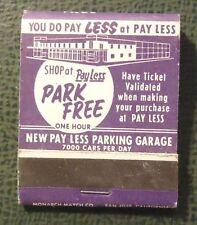 Matchbook - Payless Store Oakland CA FULL