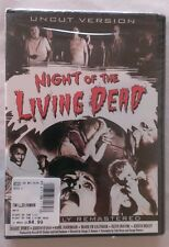 NIGHT OF THE LIVING DEAD (DVD) NEW