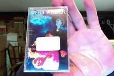 Webb Wilder- Hybrid Vigor- new/sealed cassette tape