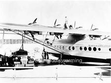 Photo 1935 Ford Island Hawaii Pan Am Sikorsky S-43