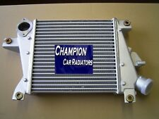 BRAND NEW NISSAN X-TRAIL 2003-2005 2.2DCI INTERCOOLER UNIT 2 YEAR WARRANTY