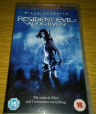 RESIDENT EVIL APOCALISSE Playstation Portable #retrogaming freeuk POST PSP