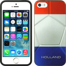For Apple iPhone 5 5S SE TPU CANDY Gel Flexi Skin Case Phone Cover Holland Flag