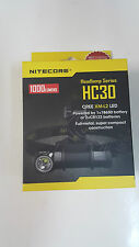 Nitecore HC30 CREE XM-L2 LED 18650 CR123 Headlamp 1000 Lumens