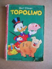 TOPOLINO n°193 1958    [G377] - DISCRETO
