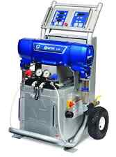 Graco E-20 with 6.0 kW Heaters
