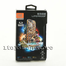 LifeProof FRE Waterproof Dust Hard Case iPhone 6 iPhone 6s Realtree HD Max 5 NEW
