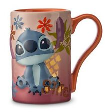 NEW DISNEY STORE EXCLUSIVE STITCH BLEND MUG STONEWARE CUP LILO & STITCH