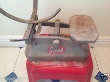 VINTAGE SHOP  WEIGHING SCALES  by Perry of Ilford