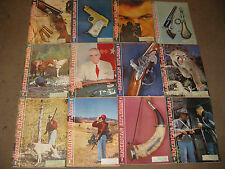 VINTAGE AMERICAN RIFLEMAN MAGAZINES FROM 1954.55, 57,58 & 59 per issue