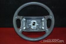 Porsche 911 964 993 Carrera Grey 4 Spoke Steering Wheel 964.347.804.50 OEM Gray