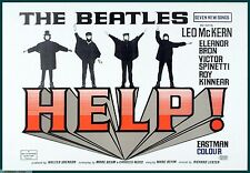 HELP! (1965) DVD BEATLES MUSICAL