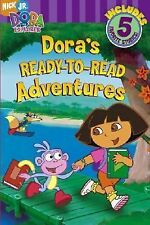 Dora's Ready-to-Read Adventures (Ready-To-Read - Level 1 (Quality)), Various, Go