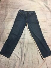 "Vintage Womens Gucci Euro 42 Boot Cut Jeans Medium Wash Long 10 33"" US ITALY"