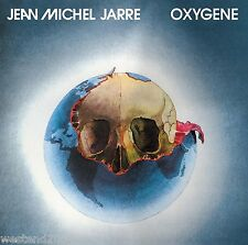 Jean Michel Jarre - Oxygene - 2014 Reissue CD NEW & SEALED  UK