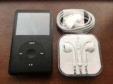 Apple iPod classic 6th Generation Black (160GB) New