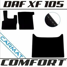 DAF XF 105 Bj. 2005- Fussmatten Autoteppiche Automatikgetriebe COMFORT