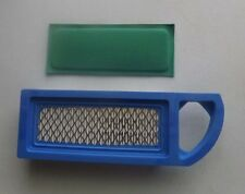 Air filter & prefilter  Briggs and Stratton 14 to 17.5 HP 697014 695547 795115